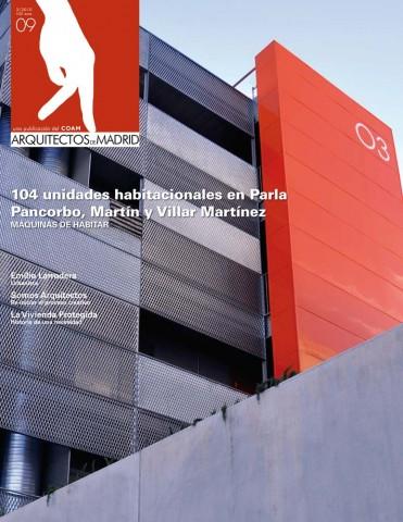 Arquitectos de madrid n 9 artes gr ficas palermo - Arquitectos en madrid ...