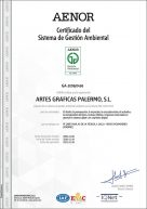 AENOR_SISTEMA_GESTION_AMBIENTAL_ISO 14001-ESPAÑOL_ARTES_GRAFICAS_PALERMO